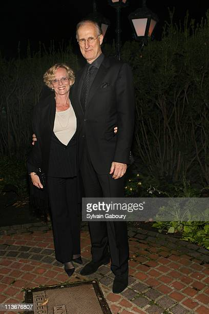 Joan Cromwell and James Cromwell during New York Film Festival premiere of Miramax Films 'The Queen' After Party at Tavern on the Green in New York...