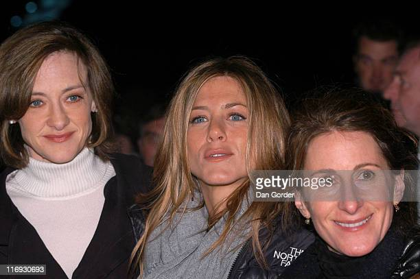 Joan Cusack Jennifer Aniston and Nicole Holofcener director