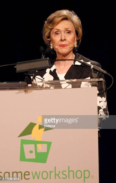 Joan Ganz Cooney, Sesame Workshop founder and event co-chair