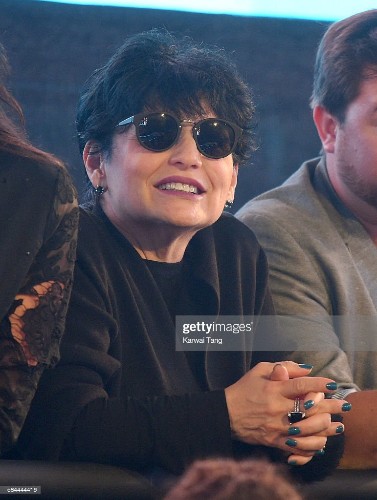 Joan Grande attends the Celebrity Big Brother launch at Elstree Studios on July 28, 2016 in Borehamwood, England.