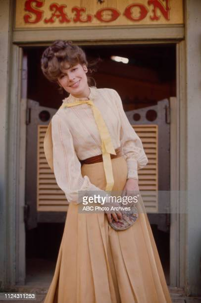 Joan Hackett appearing in the Walt Disney Television via Getty Images series 'Alias Smith and Jones' episode 'The Legacy of Charlie O'Rourke'