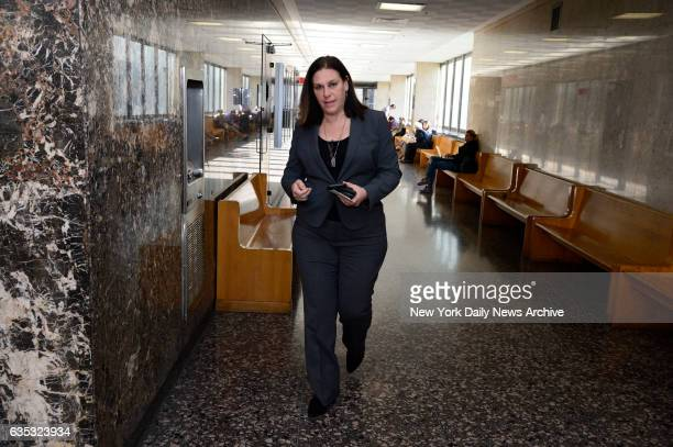 Joan Illuzzi the prosecutor in the case against Pedro Hernandez in Manhattan Supreme Court on Monday October 31 2016 Hernandez is charged with the...