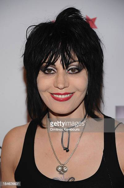 Joan Jett attends A Night Of New York Class at The Edison Ballroom on October 23 2012 in New York City
