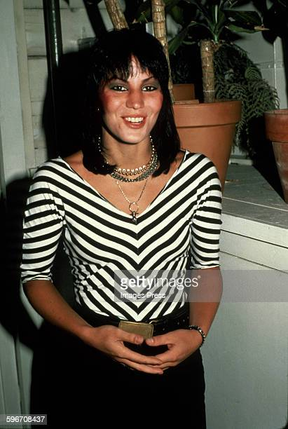 Joan Jett circa 1981 in New York City