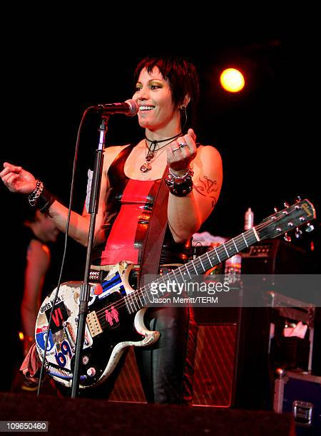 Joan Jett Blackhearts Tour
