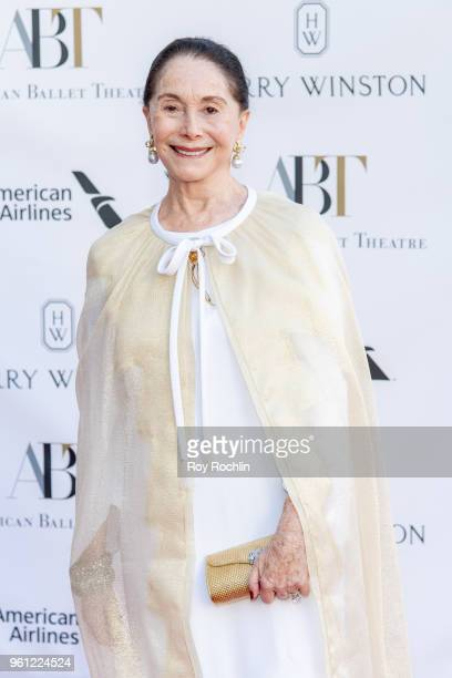 Joan Kahn attends the 2018 American Ballet Theatre Spring Gala at The Metropolitan Opera House on May 21 2018 in New York City