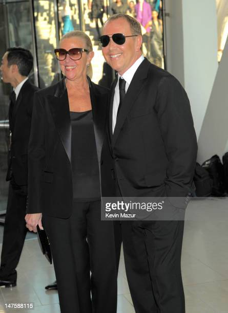 Joan Kors and Michael Kors attends the 2010 CFDA Fashion Awards at Alice Tully Hall, Lincoln Center on June 7, 2010 in New York City.