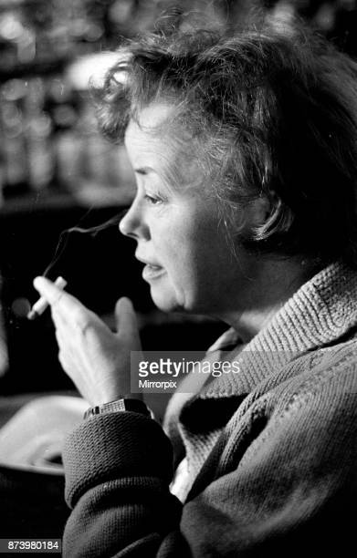 Joan Littlewood at Theatre Royal Stratford East 14th March 1967