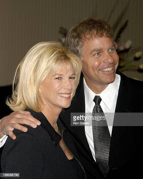 Joan Lunden and husband Jeff Konigsberg during The Event to Prevent A Benefit For the Candie's Foundation Inside at Gotham Hall in New York City New...