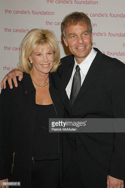 Joan Lunden and Jeff Konigsberg attend THE EVENT TO PREVENT A BENEFIT FOR THE CANDIEíS FOUNDATION FOR THE PREVENTION OF TEENAGE PREGNANCY at Gotham...