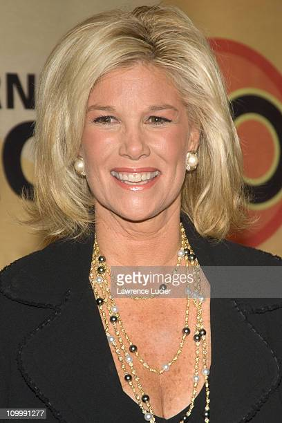 Joan Lunden during Good Morning America Celebrates Its 30th Anniversary at Avery Fisher Hall in New York City New York United States
