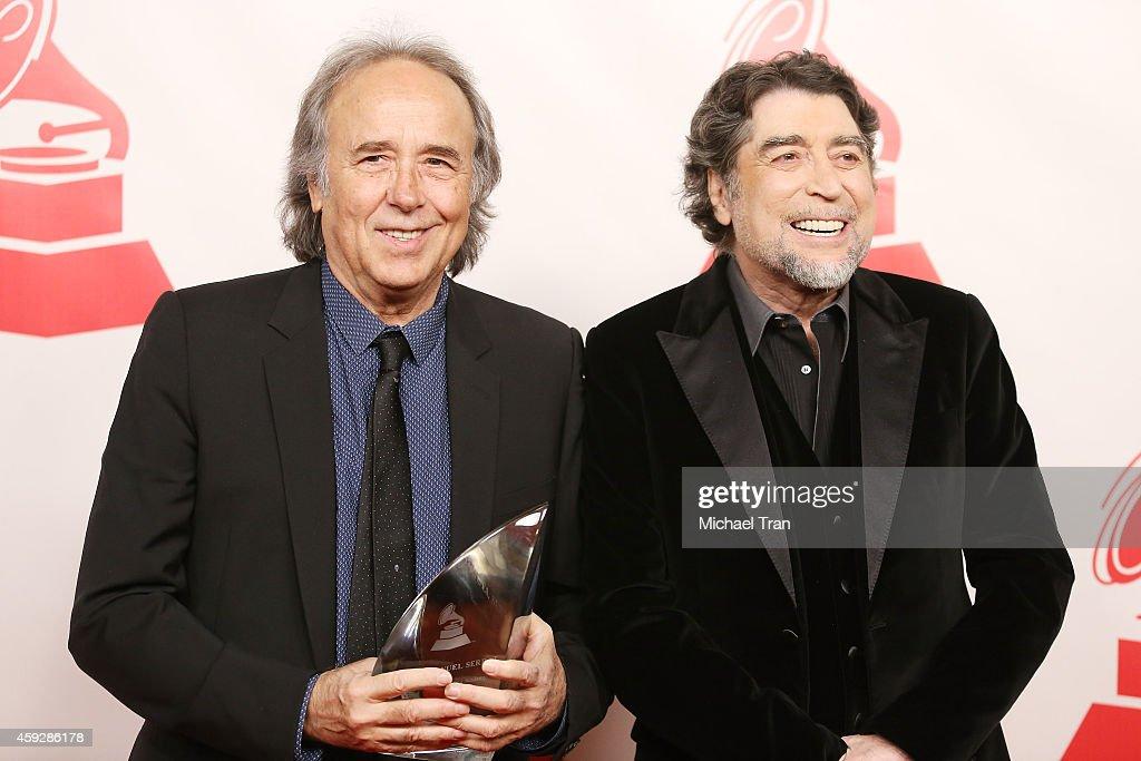 2014 Person Of The Year Honoring Joan Manuel Serrat - Arrivals
