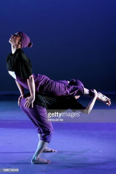 Joan Miller's Dance Players celebrates 35th anniversary at the Citigroup Theater on Friday night May 20 2005This imageDina Denis and Nanako Tsukiyama...