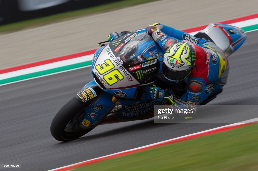 Oakley Grand Prix of Italy - Free Practice 1 : News Photo