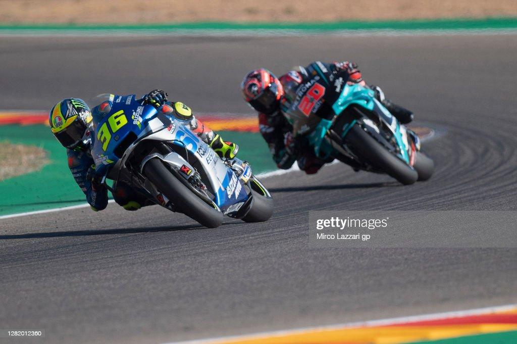 MotoGP of Teruel: Qualifying : News Photo
