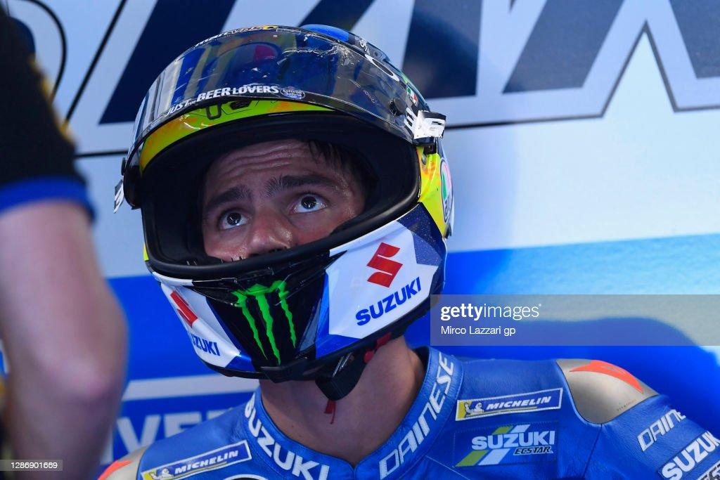 MotoGP of Portugal: Qualifying : News Photo
