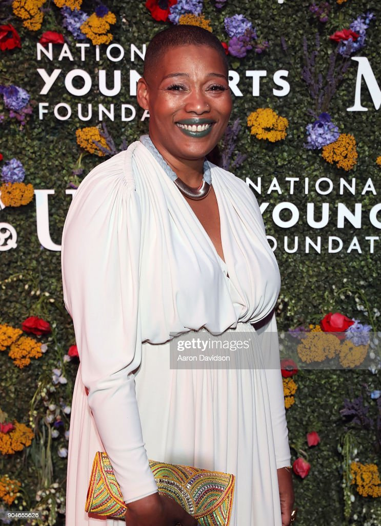 Joan Morgan attends National YoungArts Foundation Backyard Ball Performance and Gala 2018 on January 13, 2018 in Miami, Florida.