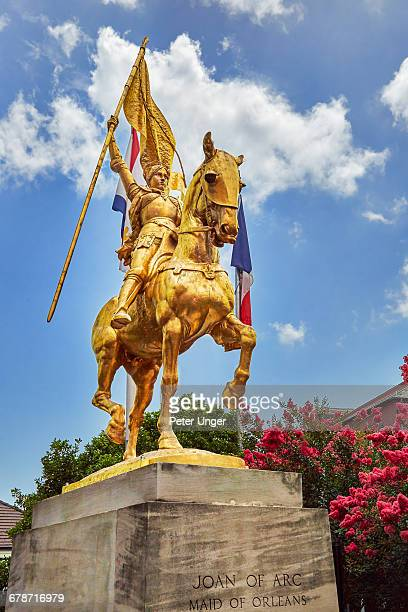 Joan of Arc Statue,New Orleans