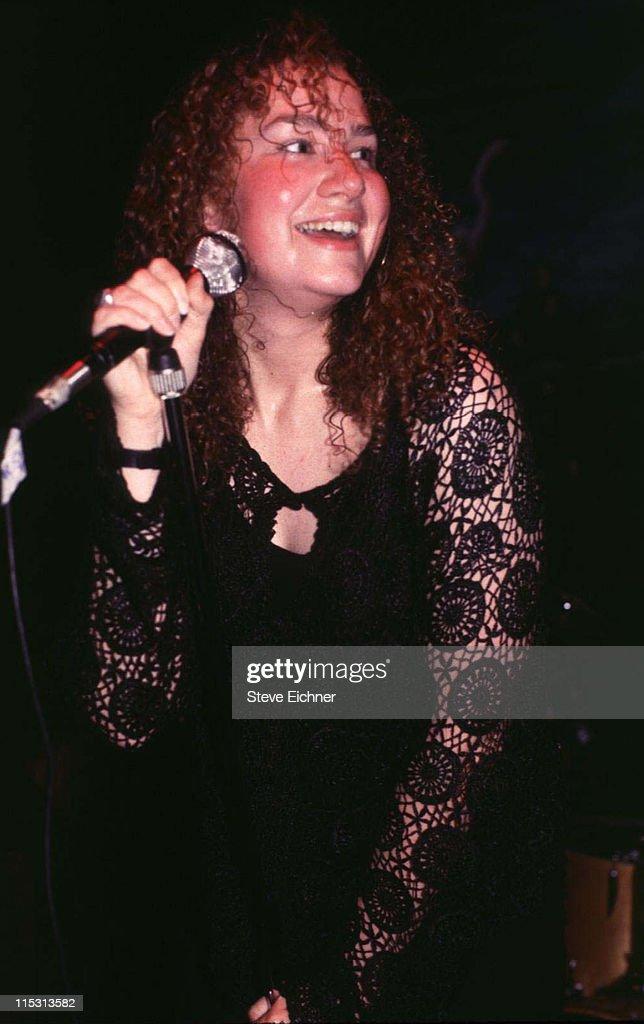 Joan Osborne in Concert at Wetlands - 1992