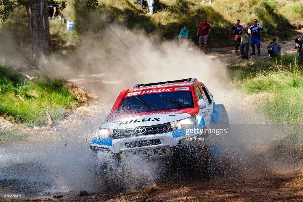 World Rally Cross Road - Baja Aragon 2016