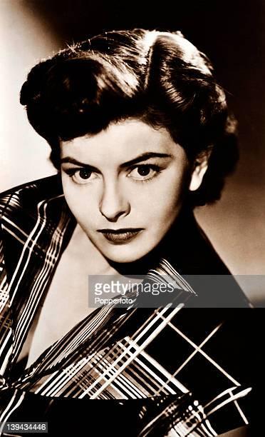 Joan Rice, actress, circa 1950.