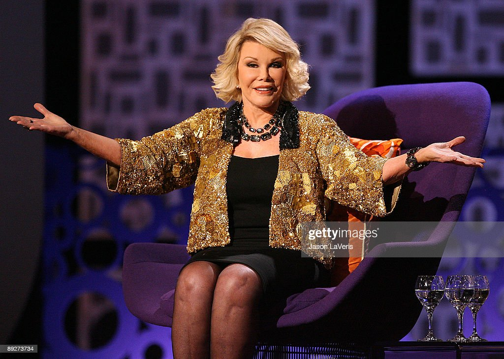 "Comedy Central's ""Roast of Joan Rivers"" - Show"