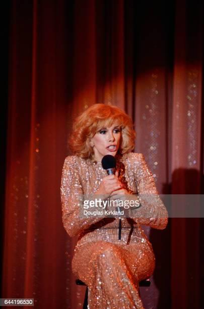Joan Rivers Performing at Riviera Hotel