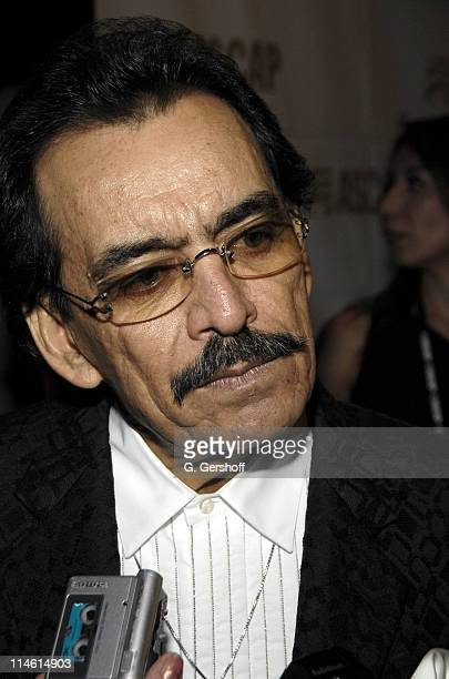Joan Sebastian during 15th Annual ASCAP Latin Music Awards Cocktail Reception at Nokia Theatre in New York City New York United States