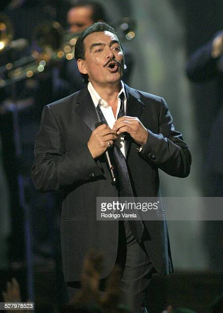 Joan Sebastian during 2004 Premio Lo Nuestro Show at Miami Arena in Miami Florida United States