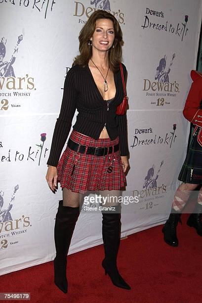 Joan Severance at the Wiltern Theatre in Hollywood California