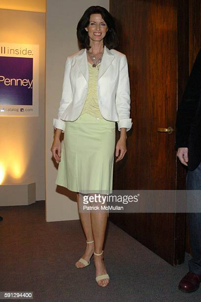 Joan Severance attends Launch of Nicole by Nicole Miller for JCPenney at The Four Seasons on February 15 2005 in New York City