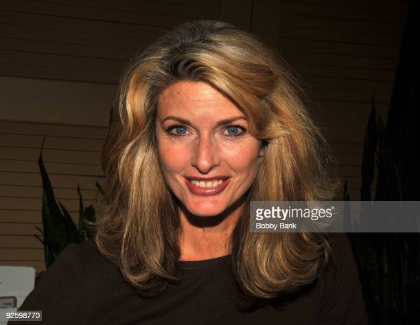 Joan Severance attends the Chiller Theatre Expo at the Hilton Parsippany on October 31 2009 in Parsippany New Jersey