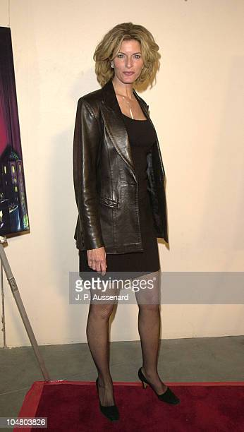 Joan Severance during The Highlands Grand Opening Arrivals at Hollywood Highland Entertainement Complex in Hollywood California United States