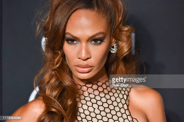 """Joan Smalls attends Harper's BAZAAR Celebrates """"ICONS By Carine Roitfeld"""" Presented By Cartier at The Plaza Hotel on September 06, 2019 in New York..."""