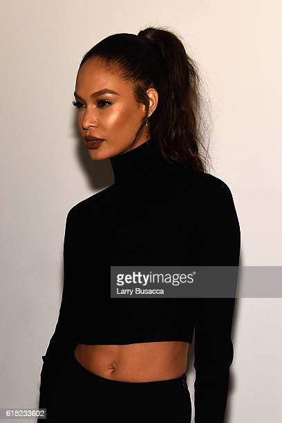 Joan Smalls attends the God's Love We Deliver Golden Heart Awards on October 17 2016 in New York City