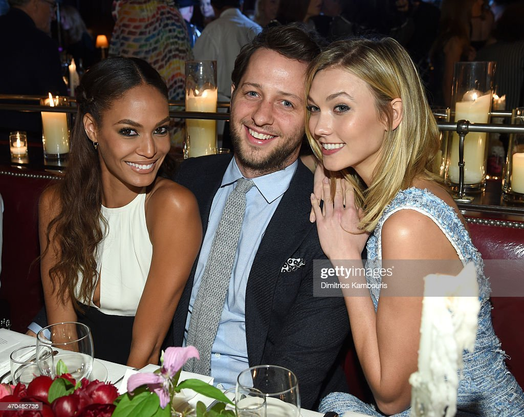 2015 Tribeca Film Festival CHANEL Artists Dinner At Balthazar : News Photo