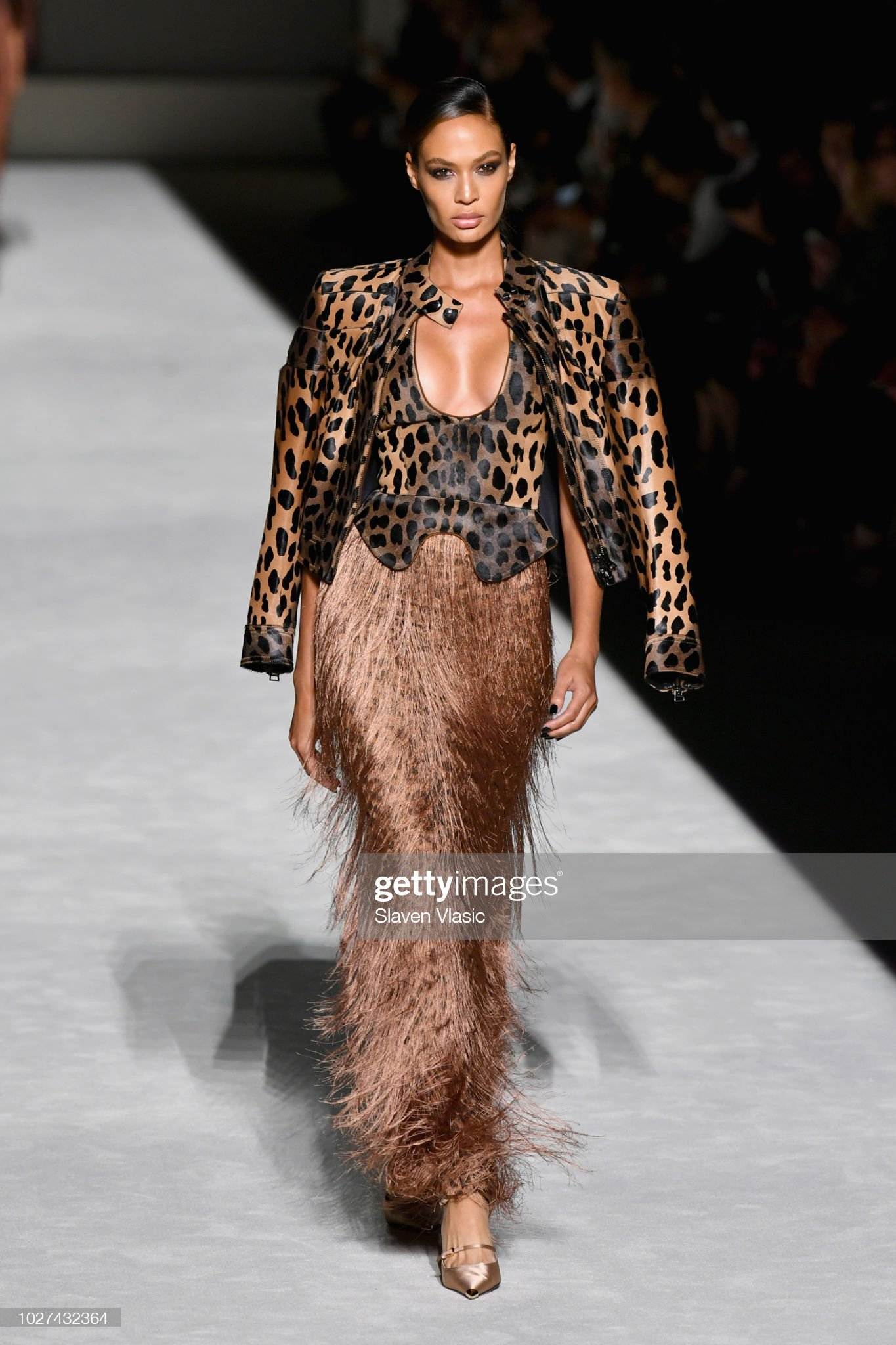 Tom Ford - Runway - September 2018 - New York Fashion Week : Foto jornalística