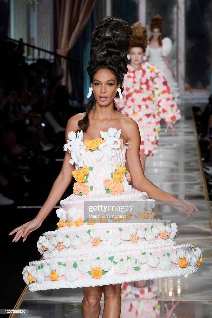 Moschino - Runway - Milan Fashion Week Fall/Winter 2020-2021 : Fotografia de notícias