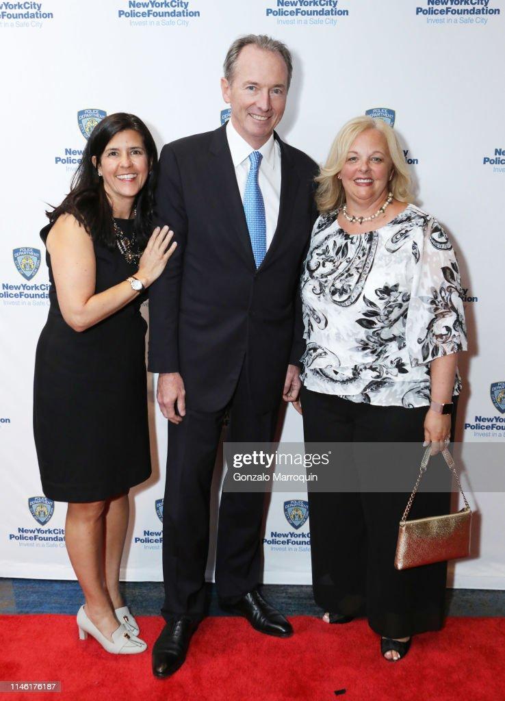 2019 New York City Police Foundation Gala : News Photo