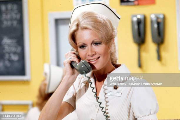 Joan Van Ark appearing on the ABC tv series 'The New Temperatures Rising Show' episode 'The New Head Nurse'