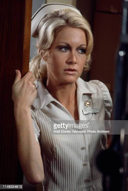 Joan Van Ark appearing on the ABC tv series 'The New Temperatures Rising Show' episode 'RX Nose Job'