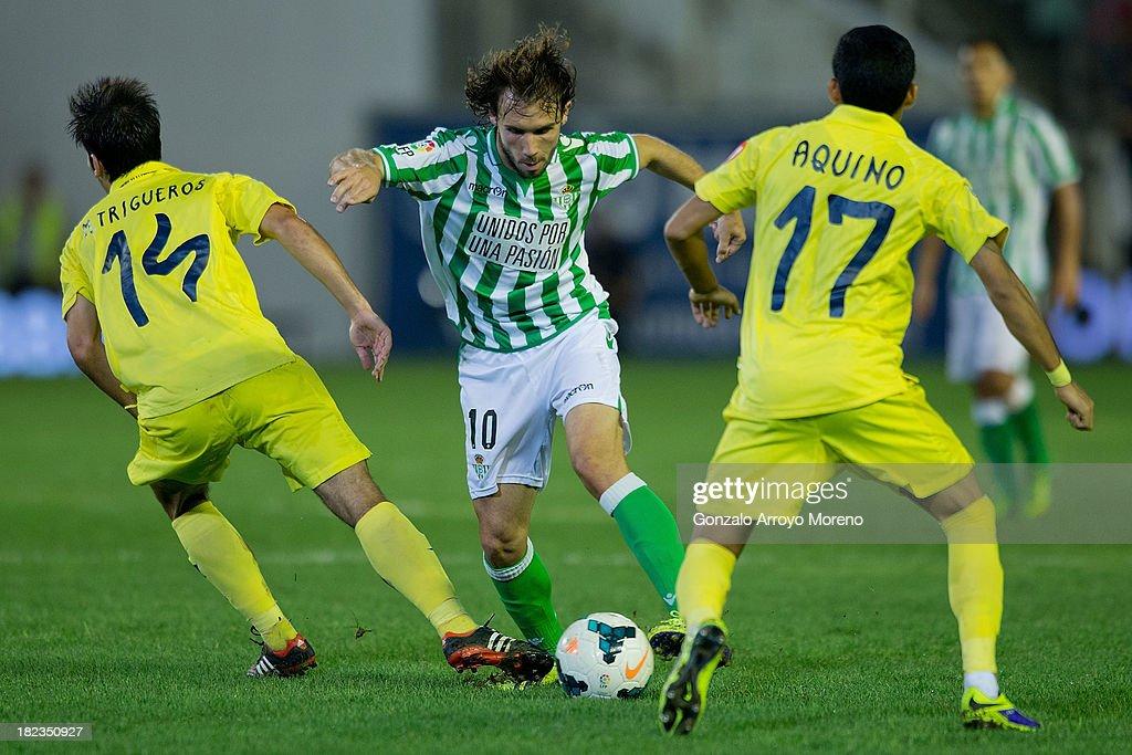 Real Betis Balompie v Villarreal CF - La Liga