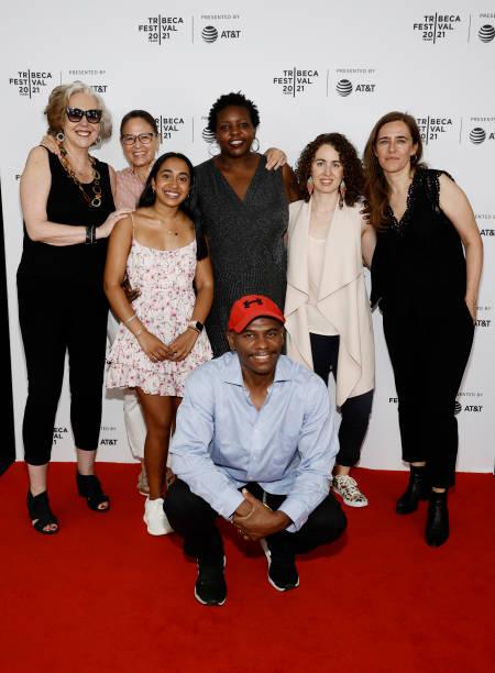 "NY: ""The Sit-In"" Premiere - 2021 Tribeca Festival"