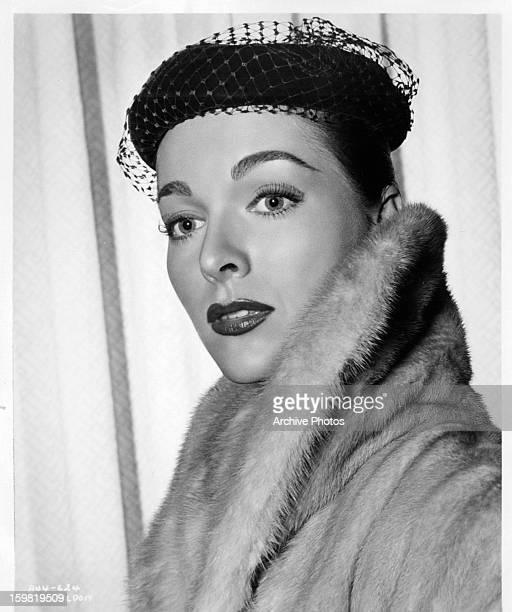 Joan Weldon publicity portrait circa 1958