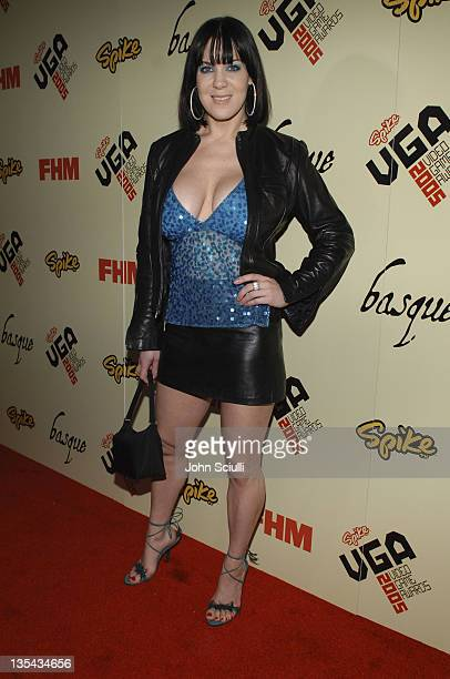 Joanie Chyna Laurer during 2005 Spike TV Video Game Awards Party Hosted by FHM and SpikeTV at Basque in Hollywood California United States