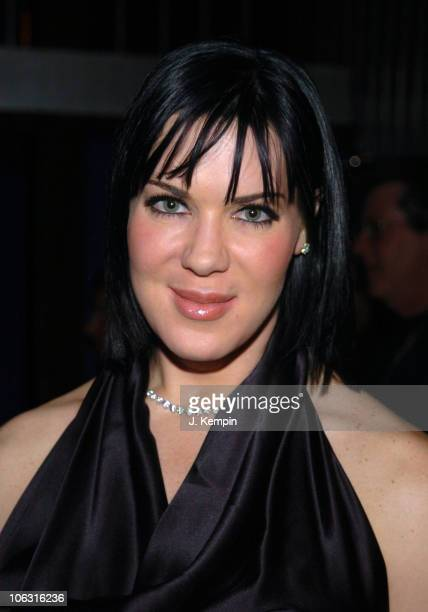 Joanie Chyna Laurer during Illegal Aliens Preview March 1 2006 at Tribeca Cinemas in New York City New York United States