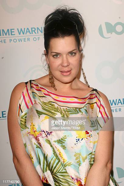 Joanie Laurer aka Chyna Doll during Time Warner Cable and MTV Networks Celebrate the Launch of Logo and Logo on Demand at Boulevard3 in Hollywood...