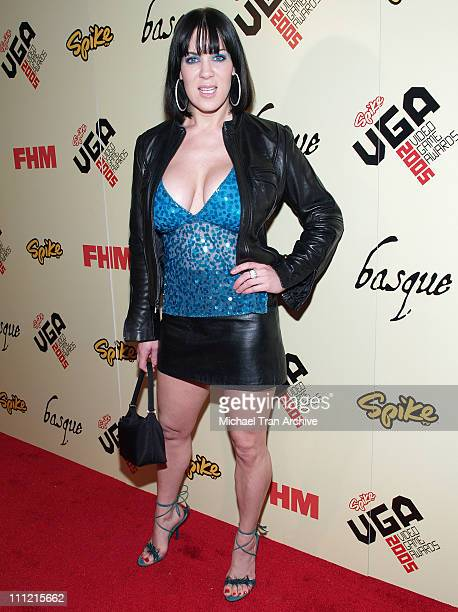 Joanie Laurer during 2005 Spike TV Video Game Awards Party Hosted by FHM and SpikeTV Arrivals at Basque in Hollywood California United States