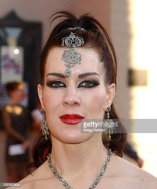 Joanie Laurer during 31st Annual American Music Awards Arrivals at Shrine Auditorium in Los Angeles California United States