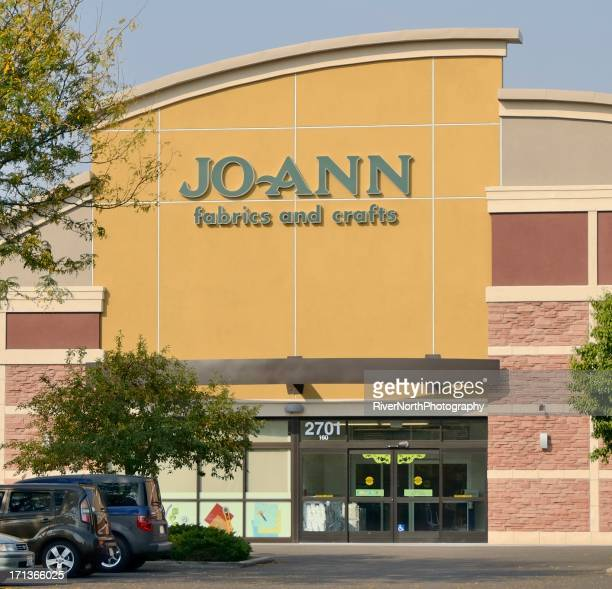 26 Jo Ann Fabrics Crafts Pictures, Photos & Images - Getty Images